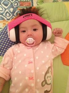 Ear Muff untuk bayi
